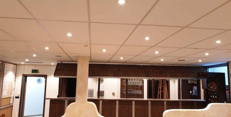 Höllberghalle Kürnach, energetische Sanierung