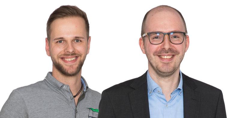 Danilo Tischler, Sebastian Gerber