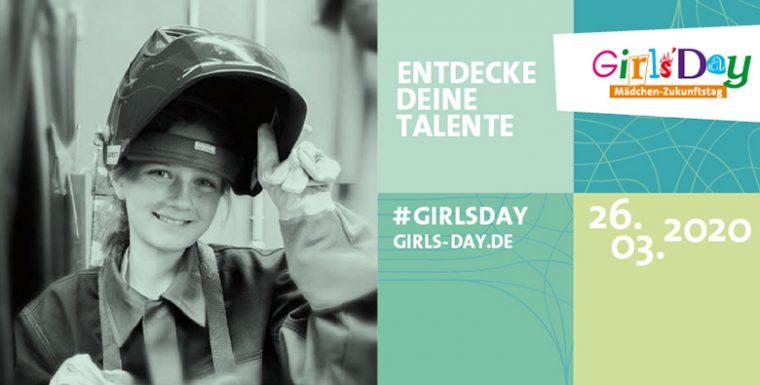Mitmachen beim GIRLS`DAY
